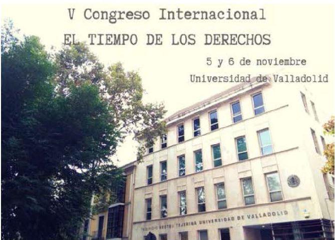 Congreso internacional, filosofia de los derechos